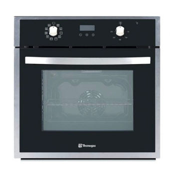 Tecnogas 60cm Built-in Electric Oven (10 Cooking Functions) | Model: TEO6092SS