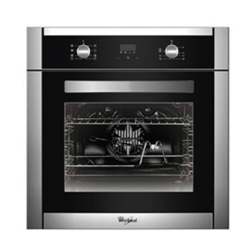 Whirlpool 60cm Built-in Electric Oven (8 Cooking Functions) | Model: AKZ861S IX