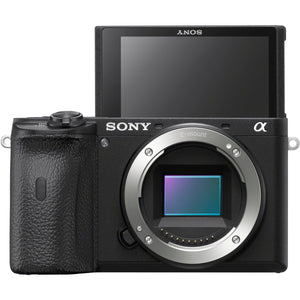 Sony a6600 premium E-mount APS-C camera | Model: ILCE-6600 (Body)