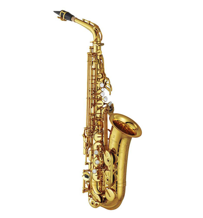 Yamaha YAS-82ZWOF - Alto Saxophone - Gold Lacquer - Without High F#