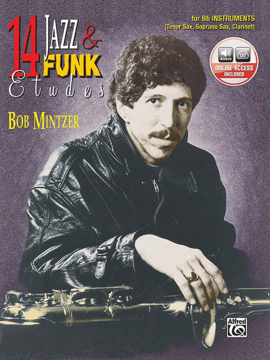 Bob Mintzer: 14 Jazz And Funk Etudes