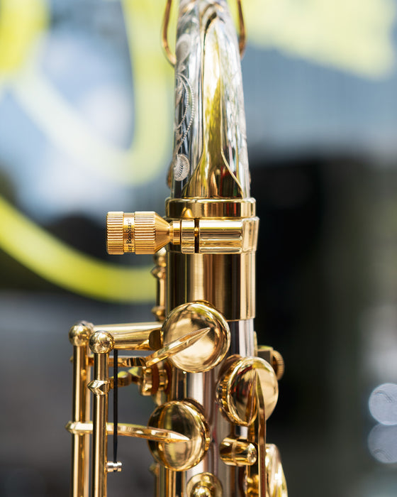 "Yanagisawa ""Yany"" BooStar - Gold-Plated"