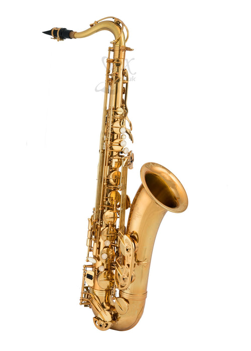 Buffet 400 Series Tenor Saxophone - Gold Lacquer