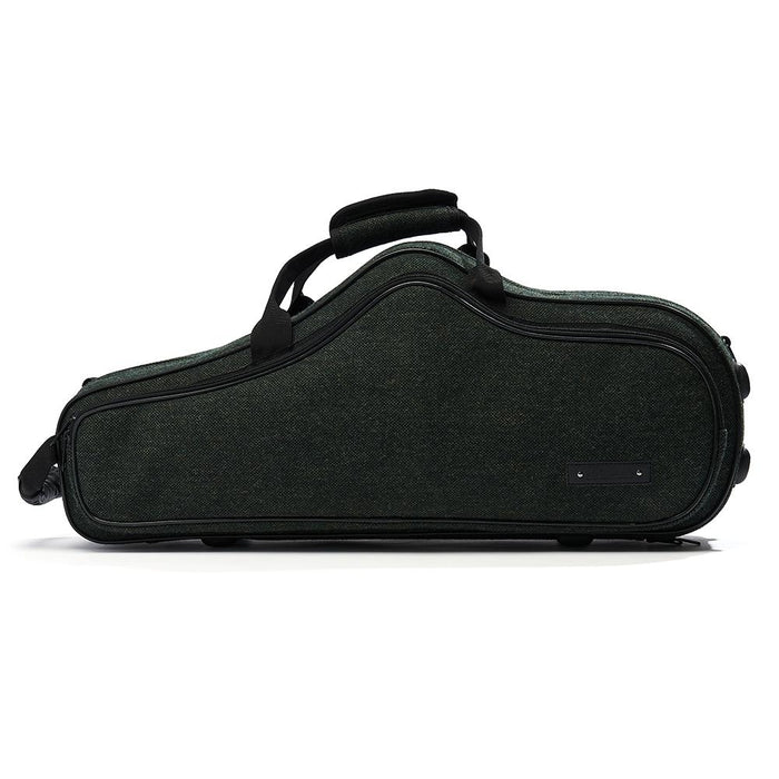 Beaumont Alto Sax Case - Racing Tweed