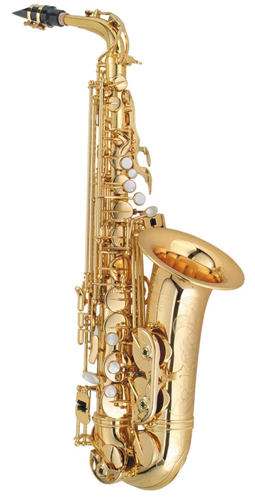 P Mauriat PMXA-67R GL Alto Saxophone - Gold Lacquer