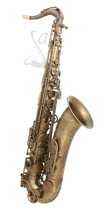 P Mauriat PMXT-66RX UL Tenor Saxophone - Influence - Unlacquered