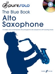 Pure Solo: The Blue Book - Alto Saxophone