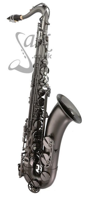 Trevor James - Horn Classic II - Tenor Saxophone - Frosted Black Nickel