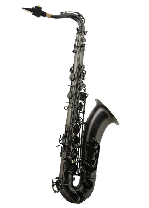 Trevor James - SR - Tenor Saxophone - Frosted Black Nickel (BBF)