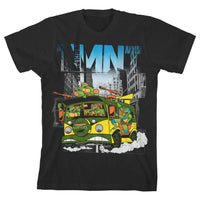 Teenage Mutant Ninja Turtles TMNT Boys T-shirt