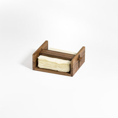 Cocktail Napkin Holder - Green Goddess Entertaining