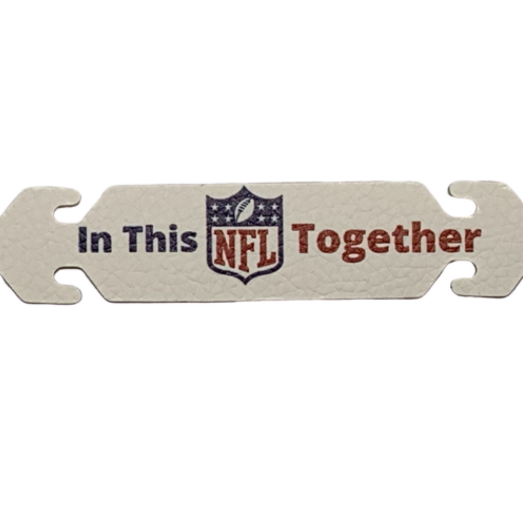 NFL Mask Ear Saver, PU Leather