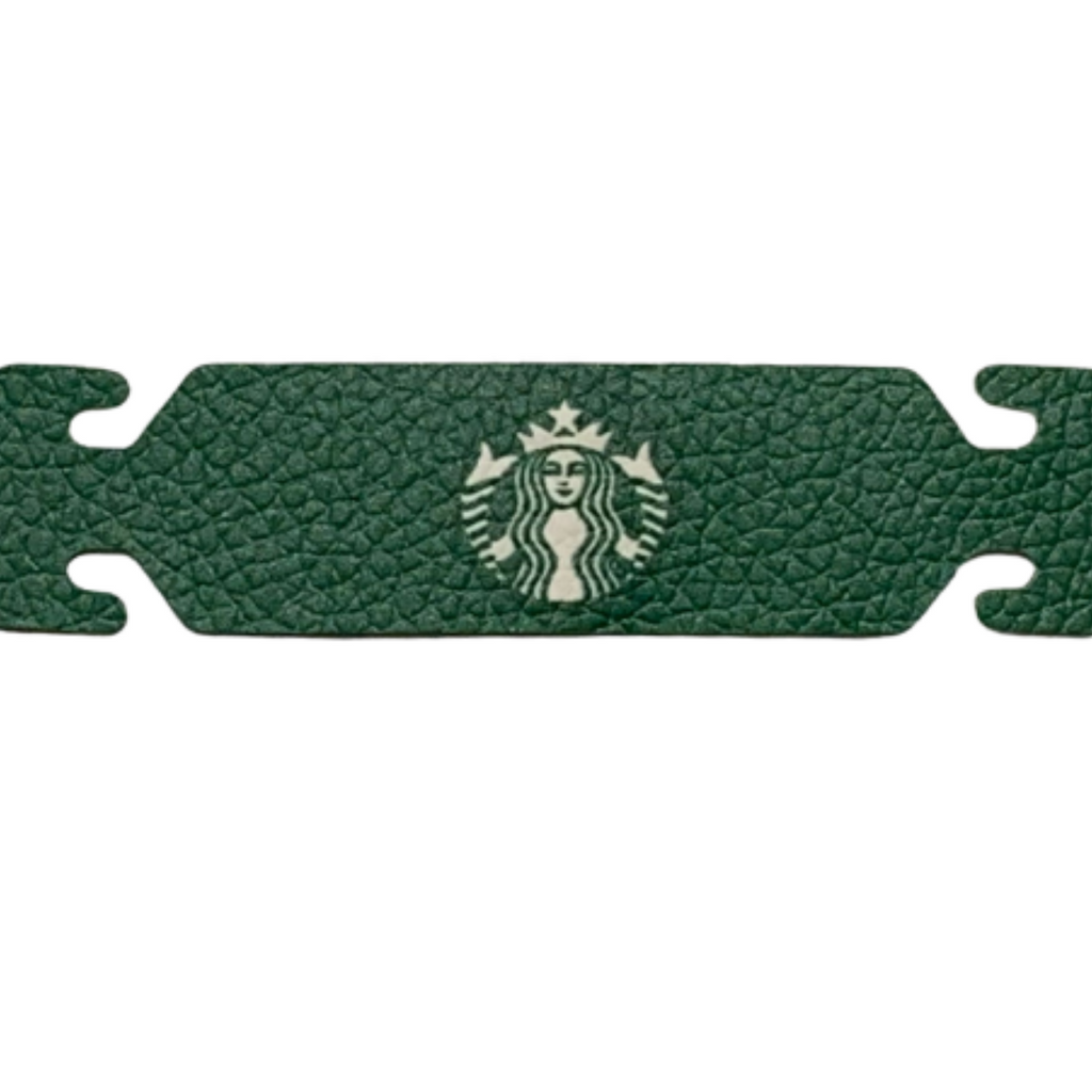 Starbucks Mask Ear Saver, PU Leather