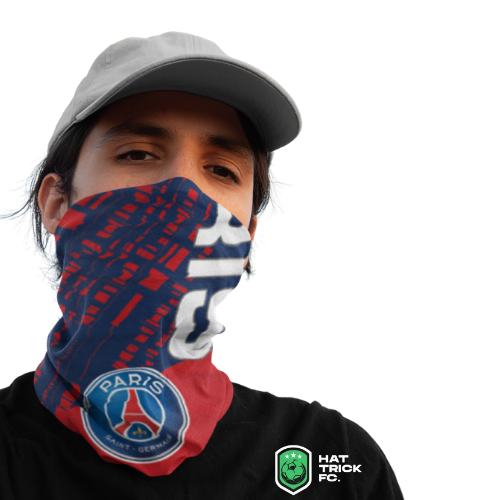 PSG F.C. 12-in-1 Multi-Functional Neck Gaiter