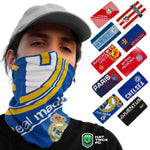 Real Madrid  12-in-1 Multi-Functional Neck Gaiter