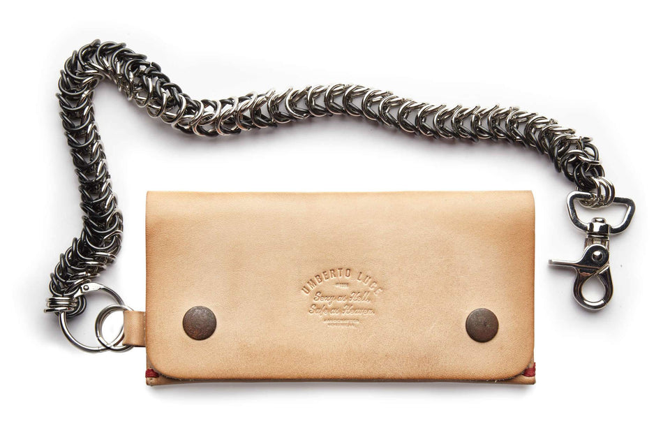 Mark Wallet Beige