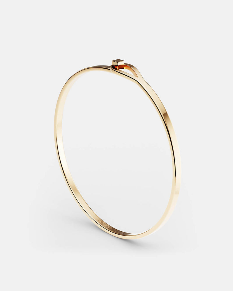 Signature Bangle Polished