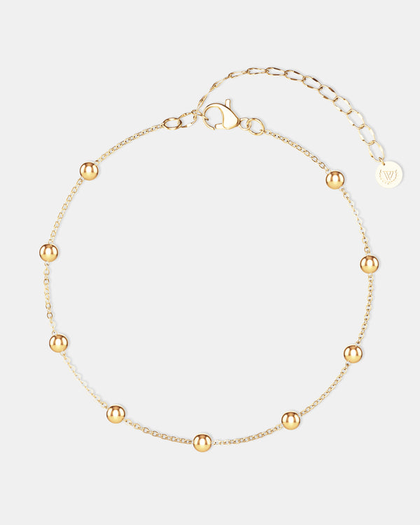 Bead Chain Polished - Waldor & Co.