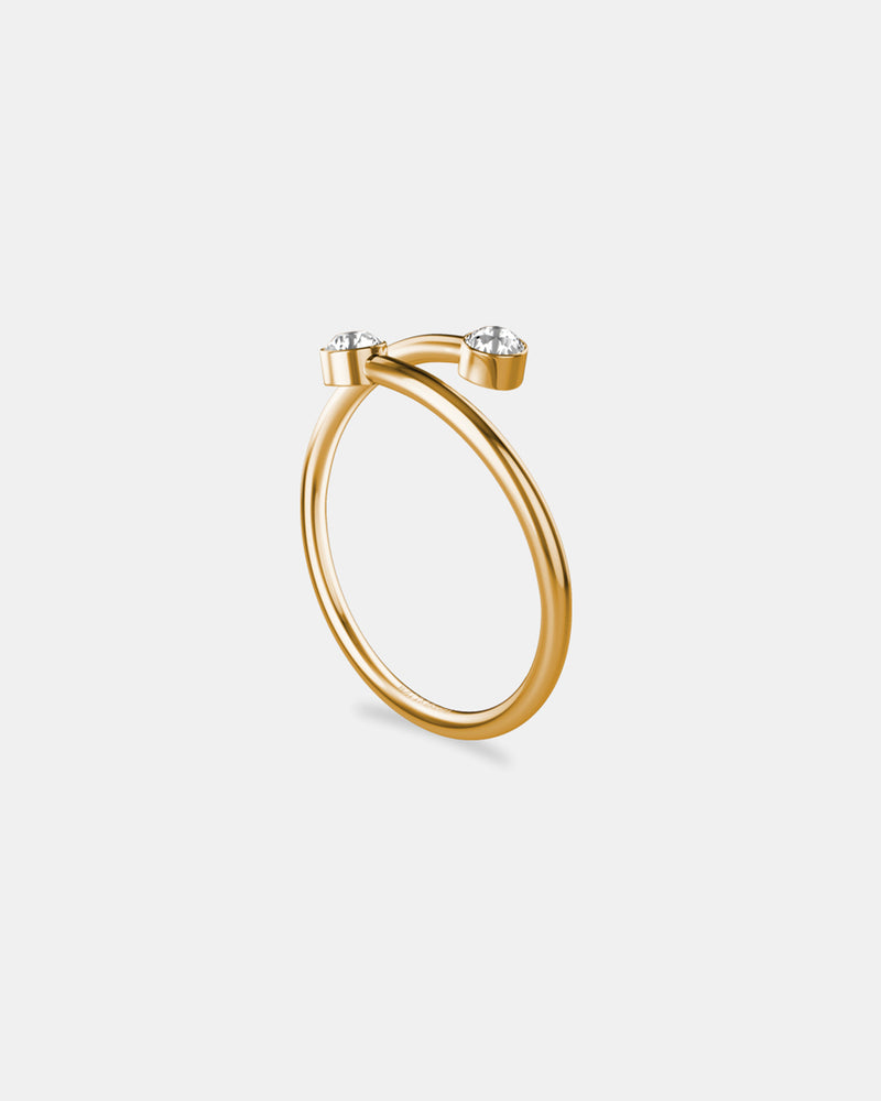 Elise Ring Polished - Waldor & Co.