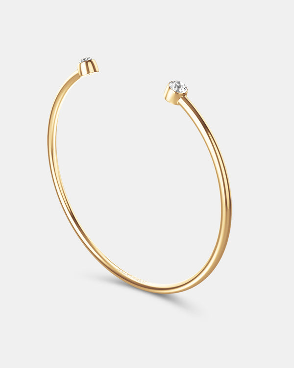 Petite Bangle Polished - Waldor & Co.