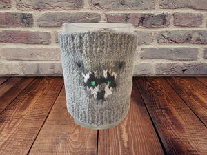 Knitted cup sweater, cup cover, cup insulation