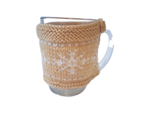 Load image into Gallery viewer, Christmas sweater cup,Knitted cup sweater one to choose