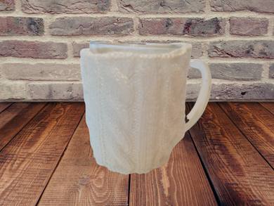 Knitted cup sweater, cup cover, case heating cup, sweater cup, insulation cup