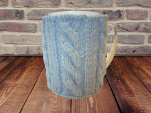 Load image into Gallery viewer, Knitted cup sweater, cup cover, case heating cup, sweater cup, insulation cup