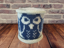 Load image into Gallery viewer, Copy of Knitted cup sweater Owl, cup cover