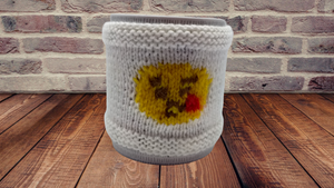 Sweater for cup smile, sweater for cup of emotions