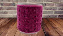Load image into Gallery viewer, Warm knitted sweater Cup, Knitted Tea Cosy, Knitted Coffee Cozy