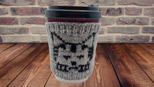 Load image into Gallery viewer, Bestseller! Knitted sleeve for handmade coffee