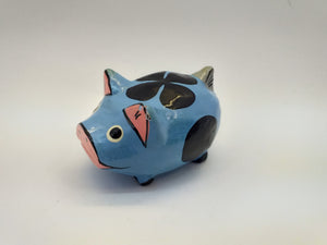 Pig tree figurine