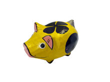 Load image into Gallery viewer, Pig tree figurine