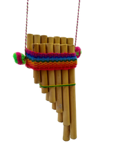Load image into Gallery viewer, Samponia (Chile) wooden musical instrument