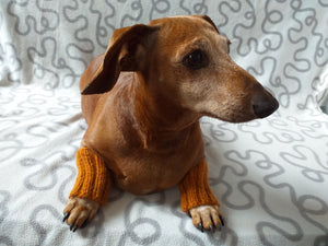 Soft wool comfortable dog leggings, dog leggings, pet sock, protective leggings