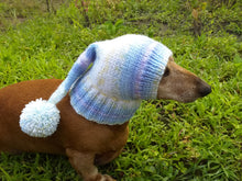 Load image into Gallery viewer, Winter knitted hat for small dog,hat for dog