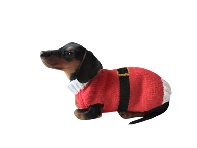 Christmas santa sweater for dogs, santa clothes for dog, santa sweater for dog, christmas for dogs, christmas santa sweater for dachshund
