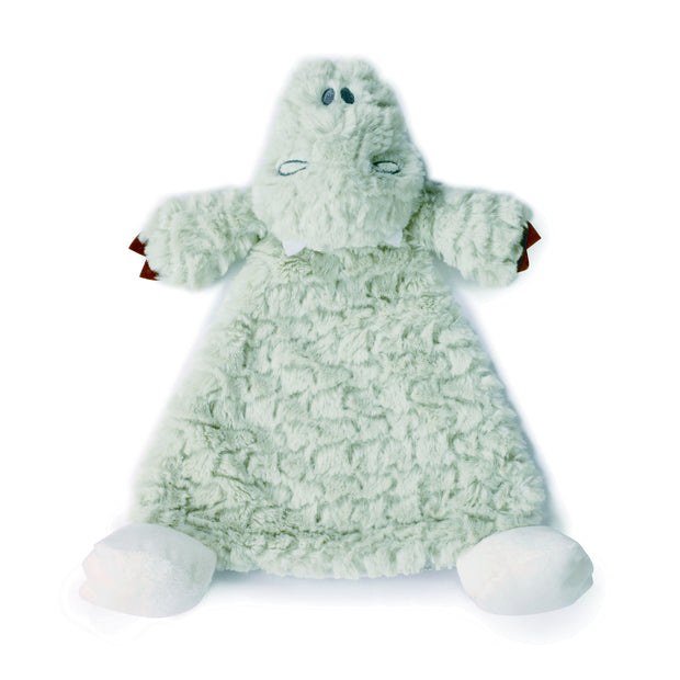 Arnie Alligator Rattle Blankie