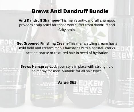 Brews Anti Dandruff Bundle