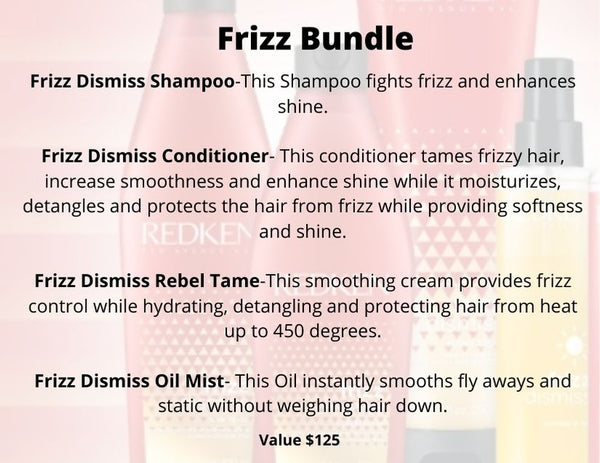 Frizz Dismiss Bundle
