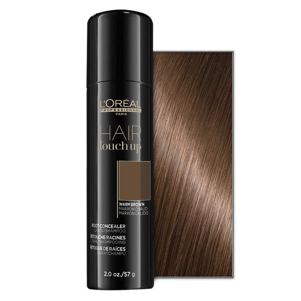 L'Oréal  Root Spray Warm Brown