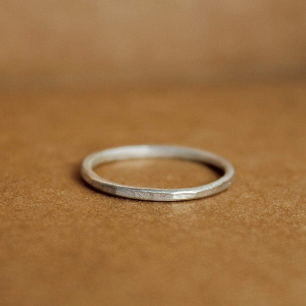 Stacker Ring in Silver