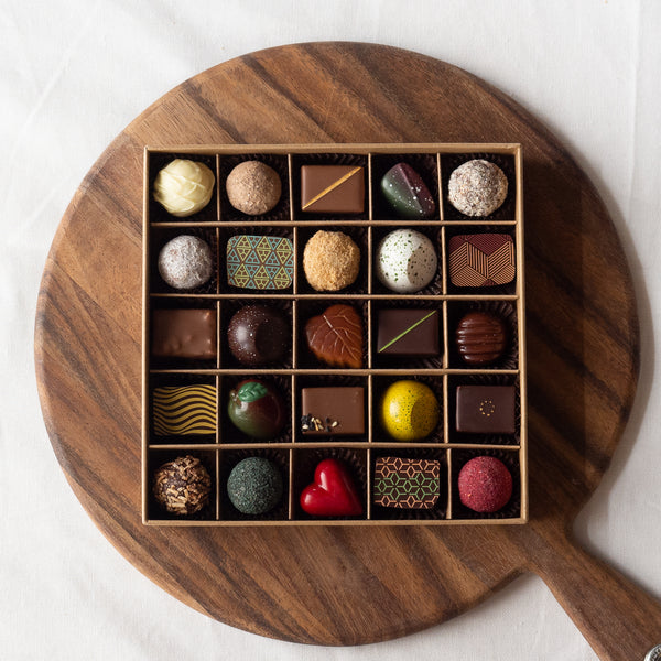 Chocolate Boxes (L, M, S)