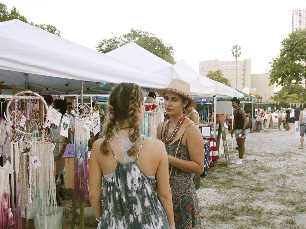 The Miami Flea- Reuniting a Community of Vendors