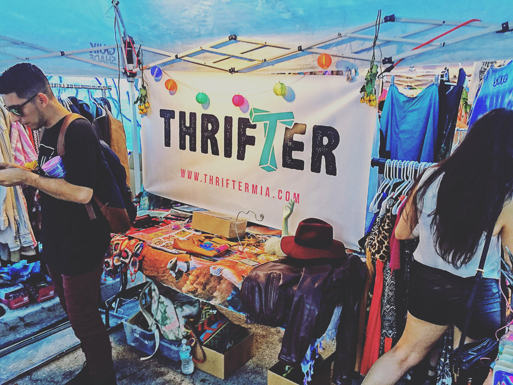 A Thrifter's Return to Art Walk