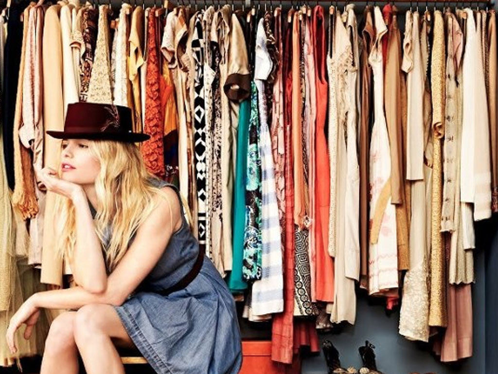 How To: Cleaning Out Your Closet