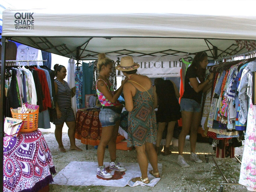 Miami Flea Vendors Thrifter Market Vintagedlife