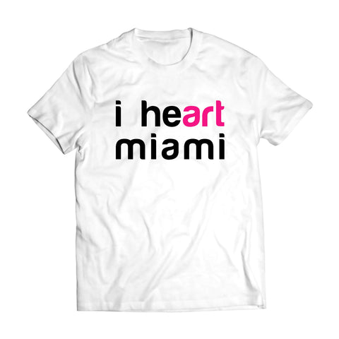 i heart miami t-shirt