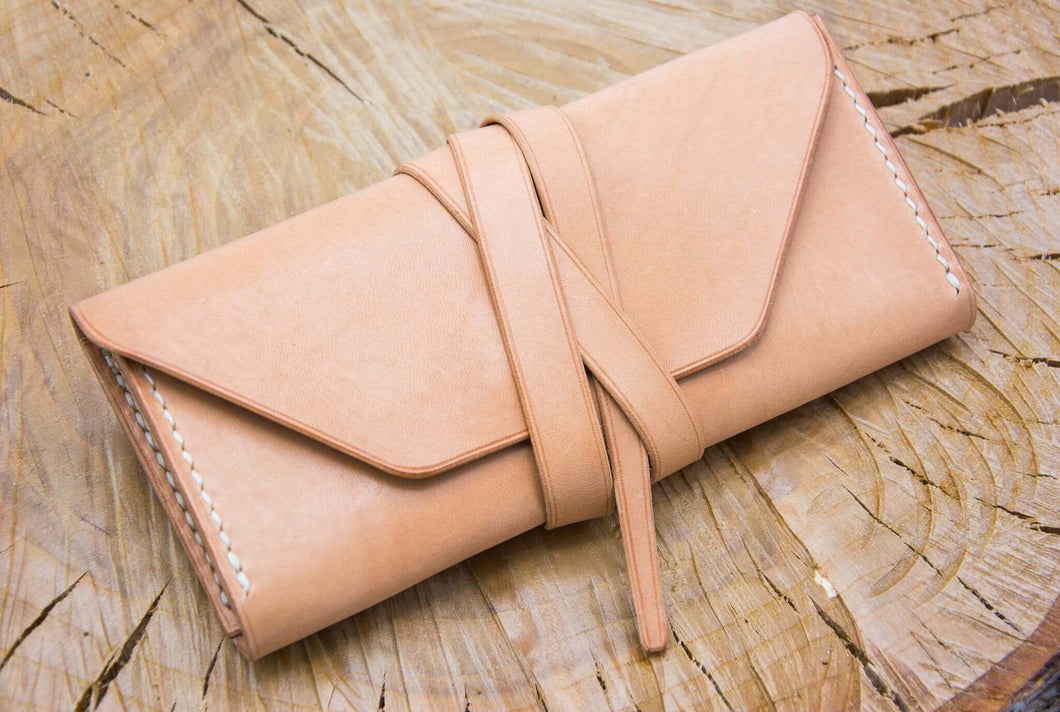 Clutch - Delmotte Leathercraft